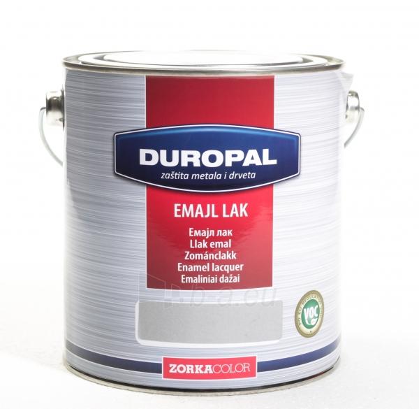 Emaliniai dažai DUROPAL 2.5l sidabrinė Paveikslėlis 1 iš 1 310820004494
