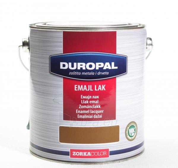 Emaliniai dažai DUROPAL 2.5l šviesiai ruda Paveikslėlis 1 iš 1 310820004496
