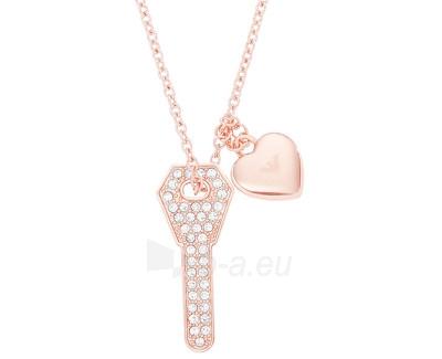 Emporio Armani Bronzový náhrdelník s klíčkem EGS2203221 Paveikslėlis 1 iš 2 310820041585