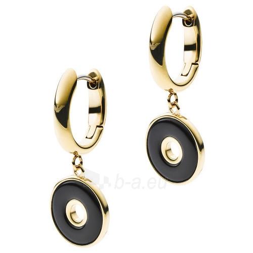 Emporio Armani paaukwithoti plieniniai earrings EGS2048710 Paveikslėlis 1 iš 3 310820025820