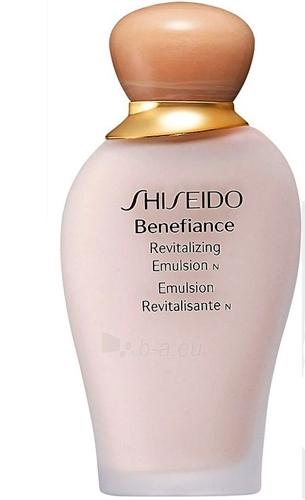 Emulsion Shiseido BENEFIANCE Revitalizing Emulsion Cosmetic 15ml Paveikslėlis 1 iš 1 250840500332