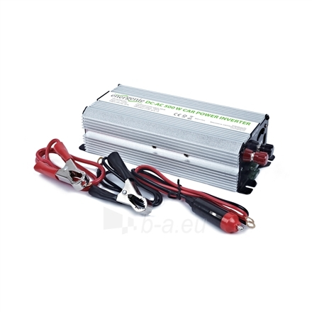 EnerGenie EG-PWC-033 12 V Car power inverter, 500 W Paveikslėlis 1 iš 1 250256400761