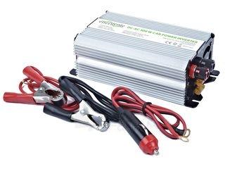 EnerGenie įtampos keitiklis AC/DC 12V (automobilis) į 230V, 300W galia Paveikslėlis 2 iš 5 250256400843
