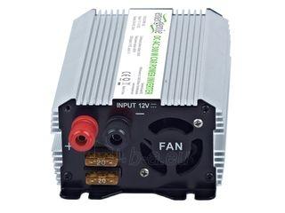 EnerGenie įtampos keitiklis AC/DC 12V (automobilis) į 230V, 300W galia Paveikslėlis 3 iš 5 250256400843