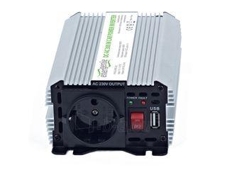 EnerGenie įtampos keitiklis AC/DC 12V (automobilis) į 230V, 300W galia Paveikslėlis 4 iš 5 250256400843