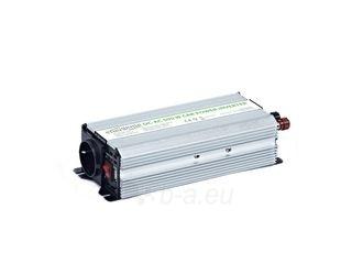 EnerGenie įtampos keitiklis AC/DC 12V (automobilis) į 230V, 500W galia Paveikslėlis 3 iš 4 250256400844