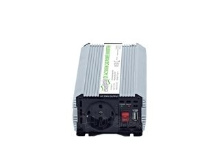 EnerGenie įtampos keitiklis AC/DC 12V (automobilis) į 230V, 500W galia Paveikslėlis 4 iš 4 250256400844