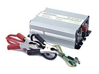 EnerGenie įtampos keitiklis AC/DC 12V (automobilis) į 230V, 800W galia Paveikslėlis 1 iš 3 250256400845