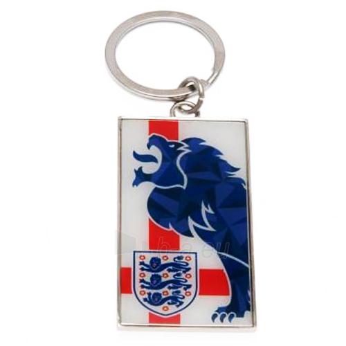 England F.A. raktų pakabukas (Liūtas) Paveikslėlis 1 iš 3 251009000232