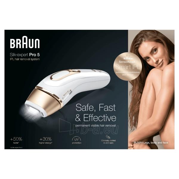 Epiliatorius BRAUN Silk-Expert Pro 5 PL5014 IPL Paveikslėlis 4 iš 6 310820206180