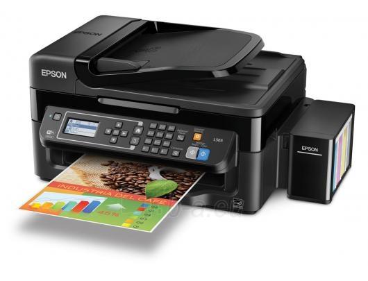 EPSON L565 rašalinis spausdintuvas Paveikslėlis 1 iš 3 310820040017