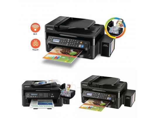 EPSON L565 rašalinis spausdintuvas Paveikslėlis 2 iš 3 310820040017