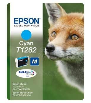 Epson T128 Cyan Cartridge Paveikslėlis 1 iš 1 250256003228