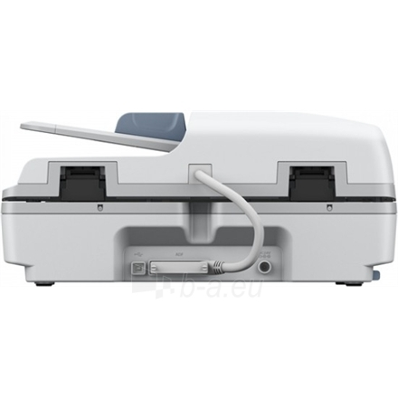 Epson Workforce DS-6500N mobile business scanner / 1200 DPI / Speed: 25/25 / 100 sheets feeder/ A4/ USB 2.0, LAN Paveikslėlis 3 iš 3 250253300125