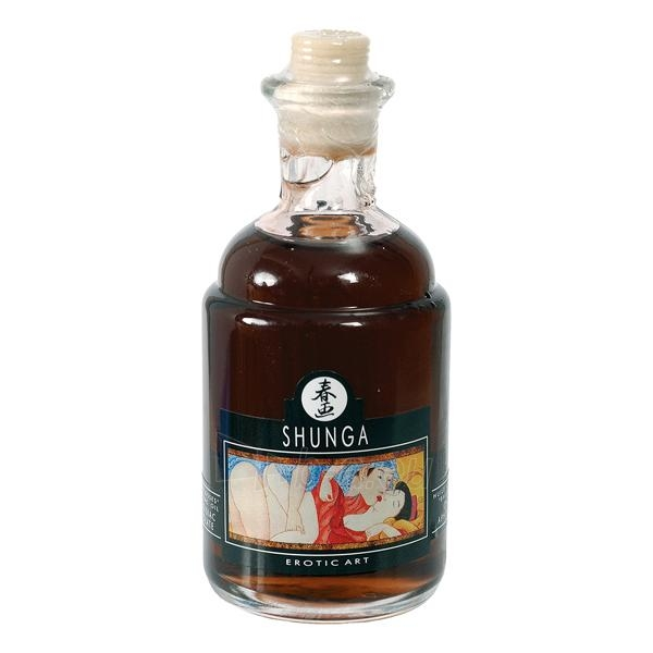 Erotinis aliejus Shunga - Afrodiziakas šokoladas 100 ml Paveikslėlis 1 iš 2 2514124000107