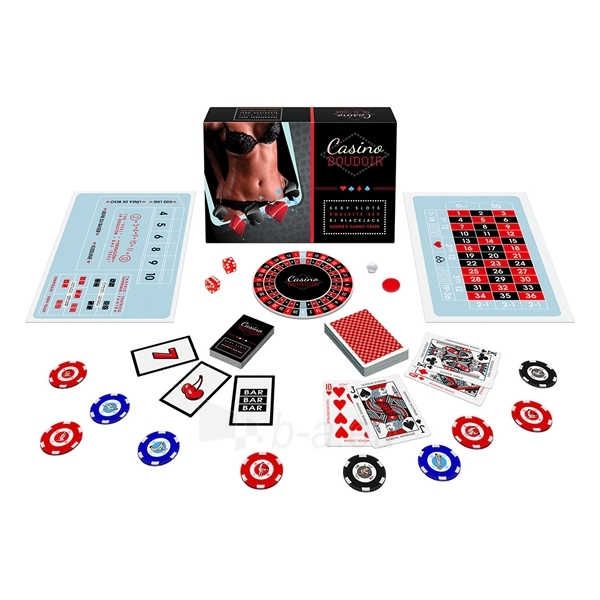 Erotinis žaidimas ''Casino Boudoir'' Paveikslėlis 1 iš 1 2514153000075