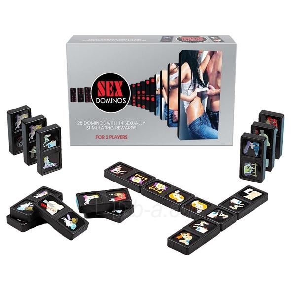 Erotinis žaidimas Sex Domino Paveikslėlis 1 iš 1 2514153000059