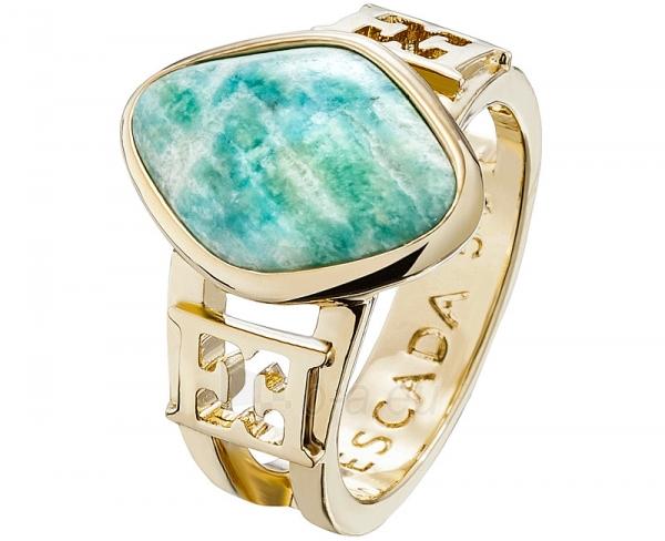 Escada masyvus žiedas Turquoise Glow E67031 (Dydis: 52 mm) Paveikslėlis 1 iš 1 310820023291