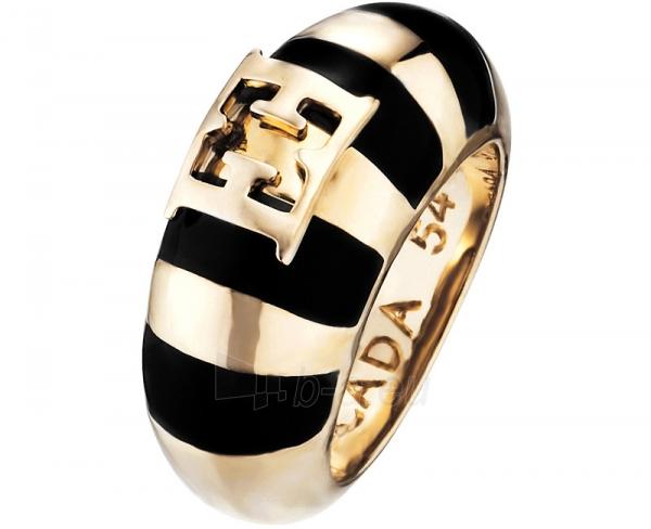 Escada prabangus ring Black Meets Gold E67024 (Dydis: 52 mm) Paveikslėlis 1 iš 1 310820023237