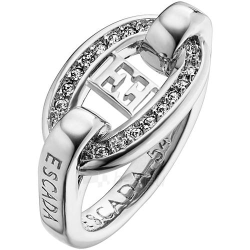 Escada žiedas Modern Allure E66016 (Dydis: 56 mm) Paveikslėlis 1 iš 1 310820023299