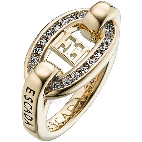 Escada žiedas Modern Allure E67016 (Dydis: 54 mm) Paveikslėlis 1 iš 1 310820023301