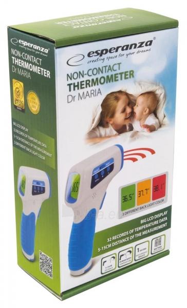 Esperanza ECT003 universalus termometras DR MARIA Paveikslėlis 11 iš 11 310820135181