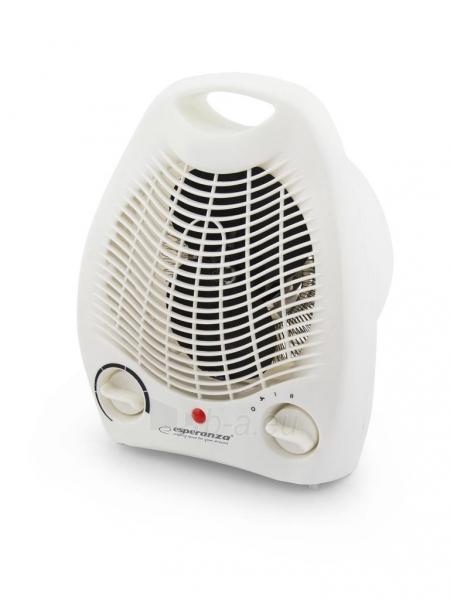 Esperanza EHH001 šildymo ventiliatorius GOBI Paveikslėlis 1 iš 3 310820051067