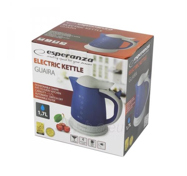 Esperanza EKK005B Elektrinis Kettle GUAIRA 1,7 L Paveikslėlis 3 iš 4 310820018543