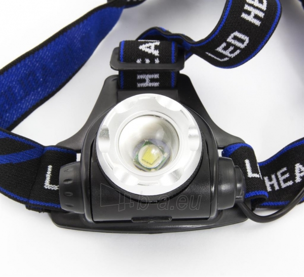 Esperanza EOT005 ORION - žibintuvėlis ant galvos LED T6 Paveikslėlis 3 iš 5 310820118542