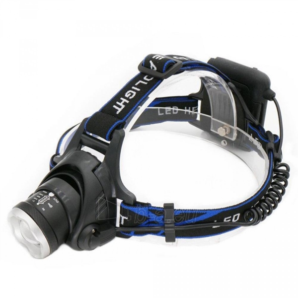Esperanza EOT005 ORION - žibintuvėlis ant galvos LED T6 Paveikslėlis 5 iš 5 310820118542