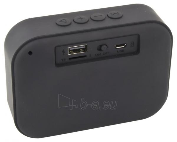 ESPERANZA EP129R SAMBA - Bluetooth kolonėlė su integruotu FM radiju Paveikslėlis 3 iš 4 310820158796