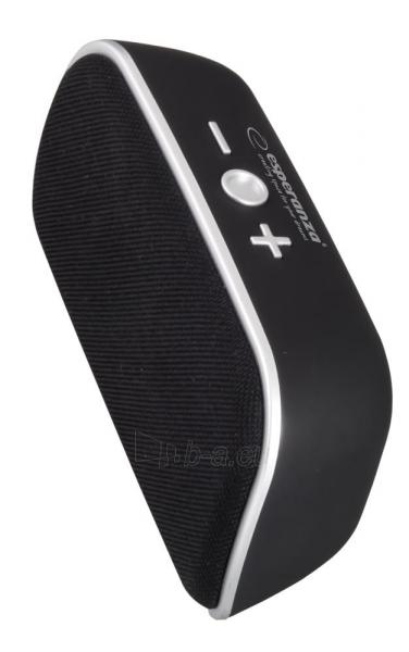 ESPERANZA EP147 BLUES - Bluetooth kolonėlė su integruotu FM radiju Paveikslėlis 2 iš 4 310820158788