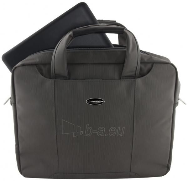 ESPERANZA Nešiojamo kompiuterio krepšys 15,6 ET179 AREZZO Paveikslėlis 3 iš 5 250256202887