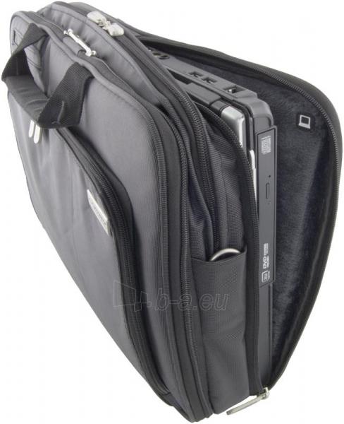 ESPERANZA Nešiojamojo kompiuterio krepšys 15,6 ir tabletė ET180 NAPOLI, Juoda Paveikslėlis 6 iš 9 250256202892