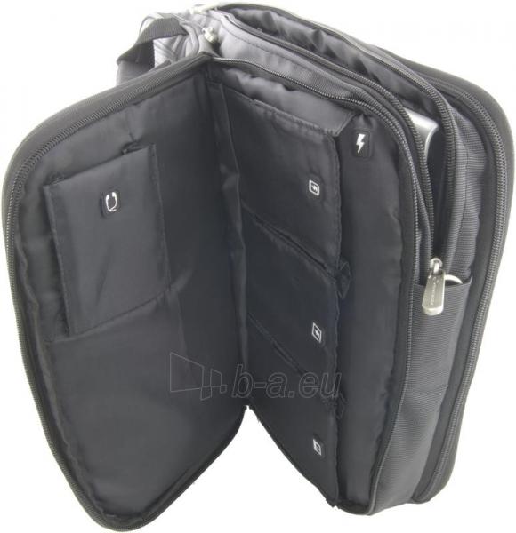 ESPERANZA Nešiojamojo kompiuterio krepšys 15,6 ir tabletė ET180 NAPOLI, Juoda Paveikslėlis 7 iš 9 250256202892