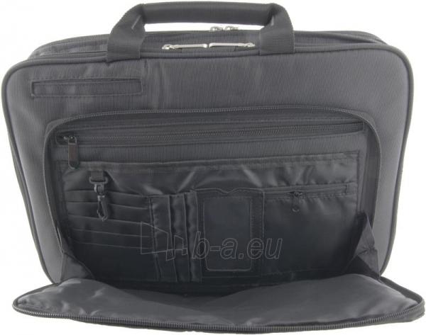 ESPERANZA Nešiojamojo kompiuterio krepšys 15,6 ir tabletė ET180 NAPOLI, Juoda Paveikslėlis 8 iš 9 250256202892