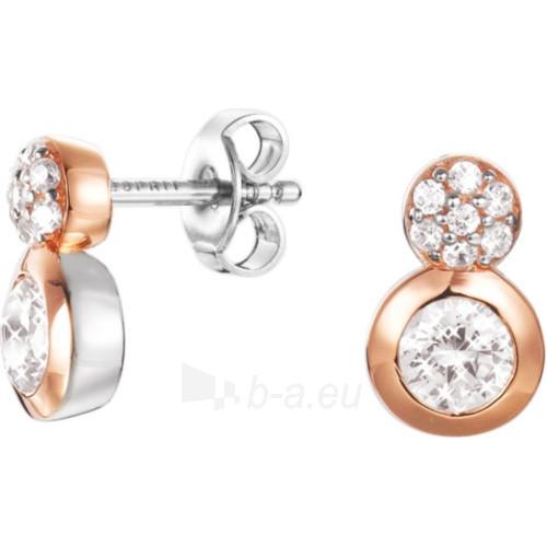 Esprit auskarai ES-Embrace Glam Rose ESER92679A000 Paveikslėlis 1 iš 1 310820024386