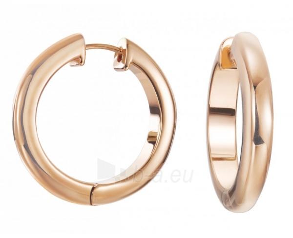Esprit Auskarai Pure Rose Gold ESCO11781C000 Paveikslėlis 2 iš 2 30070002873