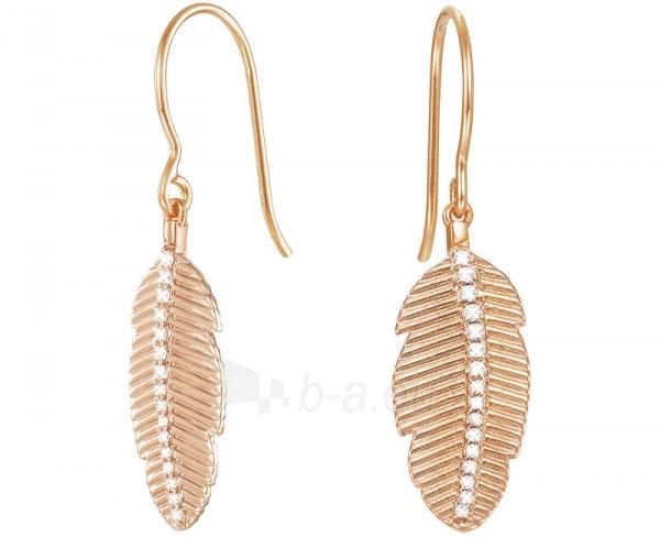 Esprit bronziniai auskarai su cirkoniu Feather ESPRIT-JW50222 ROSE Paveikslėlis 1 iš 1 310820025948
