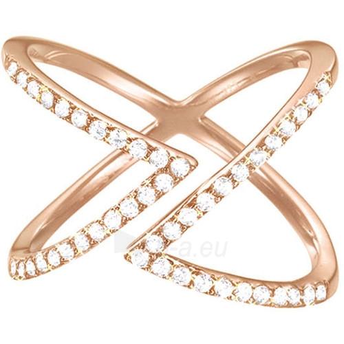 Esprit Fashion sidabrinis žiedas su cirkoniu ESPRIT-JW50217 ROSE (Dydis: 57 mm) Paveikslėlis 1 iš 3 310820023203