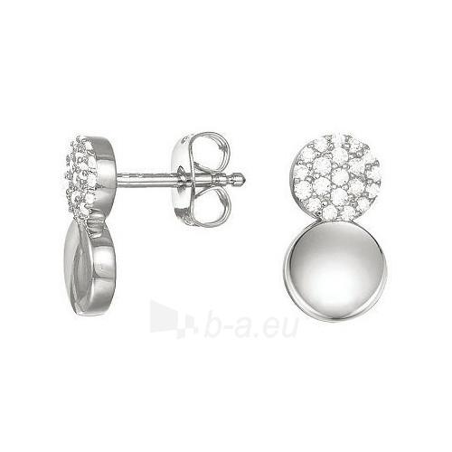 Esprit sidabriniai auskarai su cirkoniuy ESPRIT-JW50228 Paveikslėlis 1 iš 1 310820025943