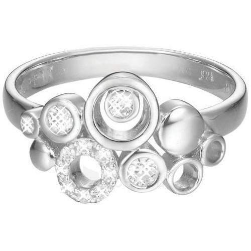 Esprit Stilingas žiedas su cirkoniu ESPRIT-JW50230 (Dydis: 60 mm) Paveikslėlis 1 iš 1 310820023200