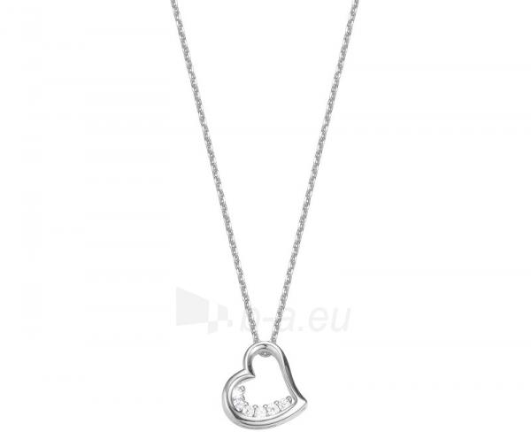 Esprit Stříbrný náhrdelník Srdce se zirkony ESPRIT-JW52904 Paveikslėlis 1 iš 1 310820036005