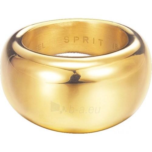 Esprit Žiedas Bold Gold ESRG12426B (Dydis: 54 mm) Paveikslėlis 1 iš 1 30070202494