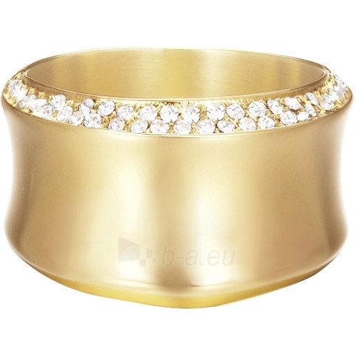 Esprit Žiedas ES-Crystal Curve Gold ESRG12542B (Dydis: 57 mm) Paveikslėlis 1 iš 1 30070202579