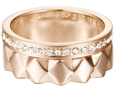 Esprit ring n 2 v 1 ESPRIT-JW52891 ROSE (Dydis: 54 mm) Paveikslėlis 1 iš 1 310820042055