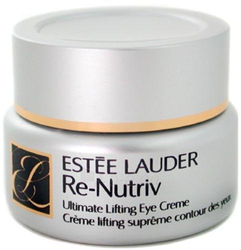 Esteé Lauder Re-Nutriv Ultimate Lifting Eye Creme Cosmetic 15ml Paveikslėlis 1 iš 1 250840800107