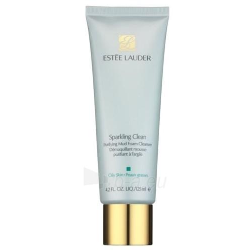 Esteé Lauder Sparkling Clean Foam Cleanser Cosmetic 125ml Paveikslėlis 1 iš 1 250840700406