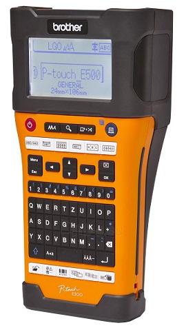 Etikečių spausdintuvas BROTHER PTE550WSP LABELLING MACHINE Paveikslėlis 1 iš 1 310820109770
