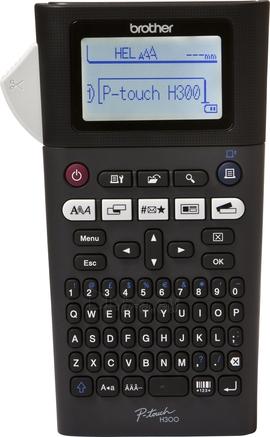 Etikečių spausdintuvas BROTHER PTH300 LABELLING MACHINE Paveikslėlis 1 iš 1 310820109771